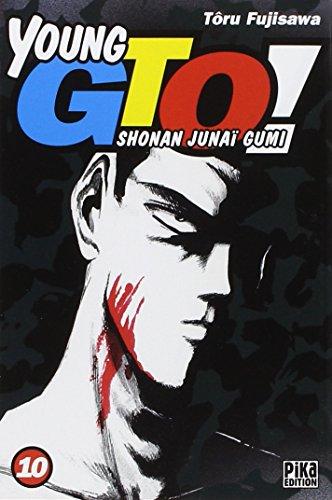 Young GTO - Shonan Junaï Gumi Vol.10