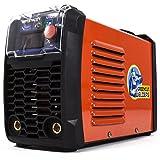 Greencut MMA-200 Poste à Souder A à Technologie DC Inverter Turboventilé, Orange, 200 A