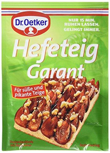 Dr. Oetker Hefeteig-Garant, 18er Pack (1 x 18 Packungen)