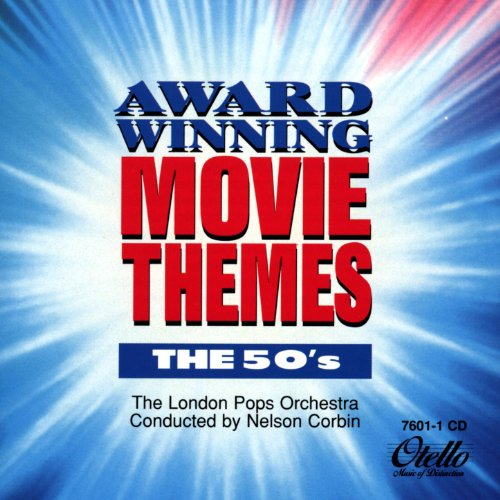 awardwinning movie themes the 50s by the london pops
