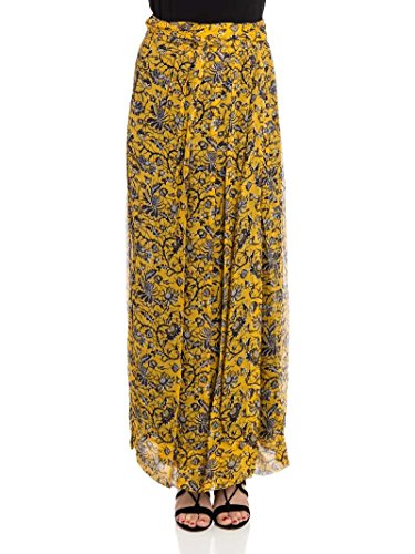 isabel-marant-womens-ju060717p023e10yw-yellow-silk-skirt
