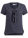 Naketano Damen T-Shirt Rumvögelchen T-Shirt