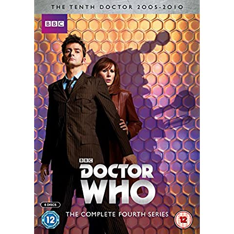 Doctor Who - Complete Series 4 Box Set