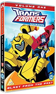 Transformers: The Animated Series, Season 1 (Volume 2) [2008] [DVD]
