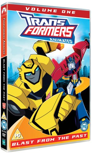 Transformers - The Animated Series - Series 1 - Complete