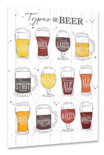 artboxone-poster-45x30-cm-types-of-beer-i-design-art-print