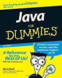 Java For Dummies by Barry Burd (2006-12-08)