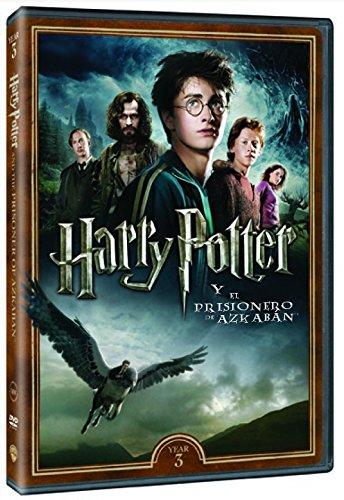 Harry Potter. El Prisionero De Azkaban. Nueva Carátula [DVD]