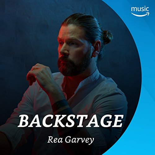 Backstage mit Rea Garvey