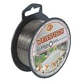 WFT Zielfisch Weißfisch 500m - Monofile Angelschnur zum Weißfischangeln, Schnur zum Friedfischangeln, Monoschnur, Monofilschnur, Durchmesser/Tragkraft:0.20mm / 3.8kg Tragkraft