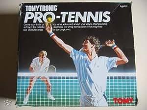 Jeu électronique Pro-tennis tomytronic