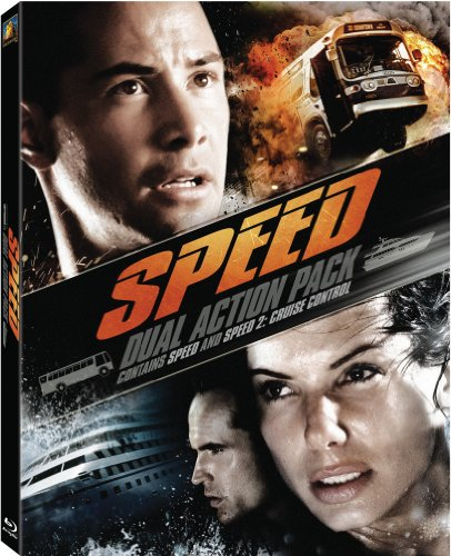 Speed: Dual Action Pack (Speed / Speed 2: Cruise Control) [Blu-ray] -