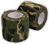 Stealth Camo Tape - Woodland Camo - Rifle Wrap