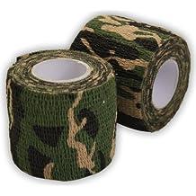 Stealth - Cinta adhesiva de camuflaje para caza