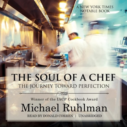 The Soul of a Chef  Audiolibri