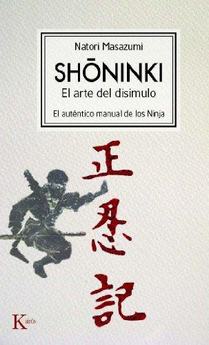 Shoninki: El arte del disimulo (Clásicos) por Natori Masazumi