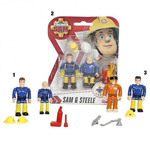 Sam il Pompiere Blister 2 personaggi GiG 18251