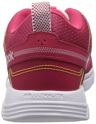 Reebok Trainfusion 3,0 Mt Cross-formazione scarpe Magenta Pop/Polar Pink/Solar Gold/White