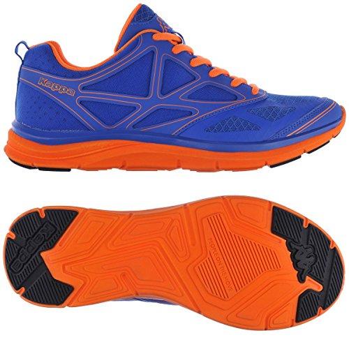 Sport Shoes - Kappa4training Asilet 2 BLUE ROYAL-ORAN