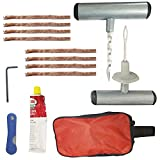 #7: Vheelocityin A-Grade High Quality Tubeless Tyre Puncture Repair Kit For Datsun Redigo
