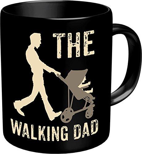 Rahmenlos® 2638 - tazza da caffè per il papà attivo, in confezione regalo