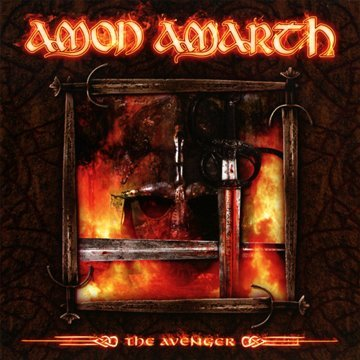Amon Amarth: The Avenger-Remastered (Audio CD)