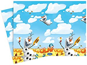 Procos S.A.. - Cubertería para Fiestas Olaf, Frozen Disney (71996)