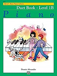 Alfred's Basic Piano Duet Book Lvl 1B --- Piano - Alexander, Dennis --- Alfred Publishing