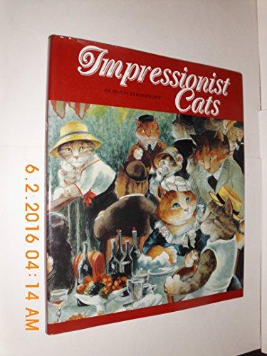 IMPRESSIONIST CATS[O/P] por Susan Herbert