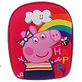 Peppa Pig EVA Backpack Mochila infantil, 32 cm, 6.5 liters, Rosa (Pink)