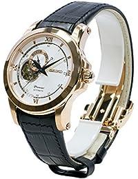 Seiko De los hombres Watch Premier Automatic JAPAN Reloj SSA326J1