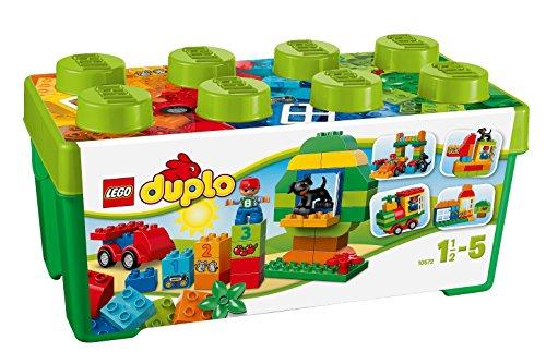 LEGO DUPLO Creative Play 10572: All-in-One-Box-of-Fun