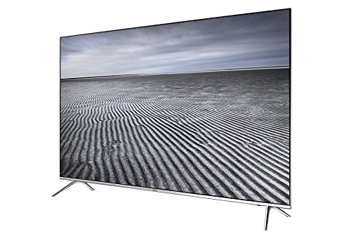 Samsung UE55KS7000UXZT 55' 4K Ultra HD Smart TV Black,Silver LED TV - LED TVs (4K Ultra HD, A+, 16:9, 3840 x 2160, Mega Contrast, Black, Silver)