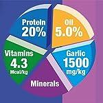 NT Labs Medikoi Wheatgerm with Garlic 1.75kg Pond Fish Pellet Food 5