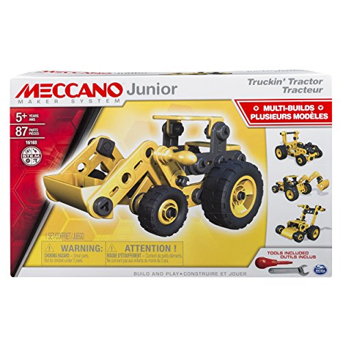Spin Master - Meccano Junior - verschiedene Modelle