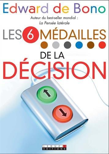 Les 6 Medailles de la décision