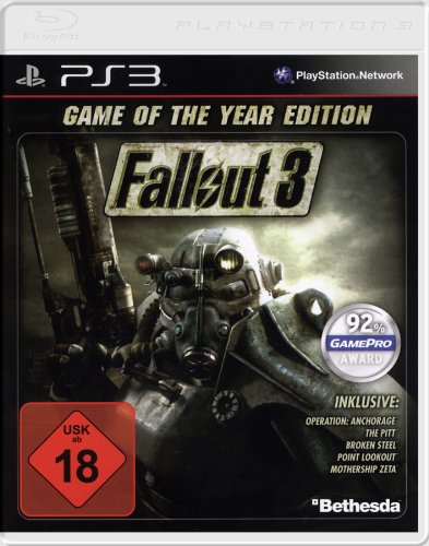 ak tronic Fallout 3 - Game of the Year Edition [Software Pyramide]