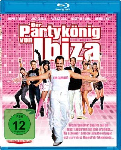 Bild von Der Partykönig von Ibiza [Blu-ray]