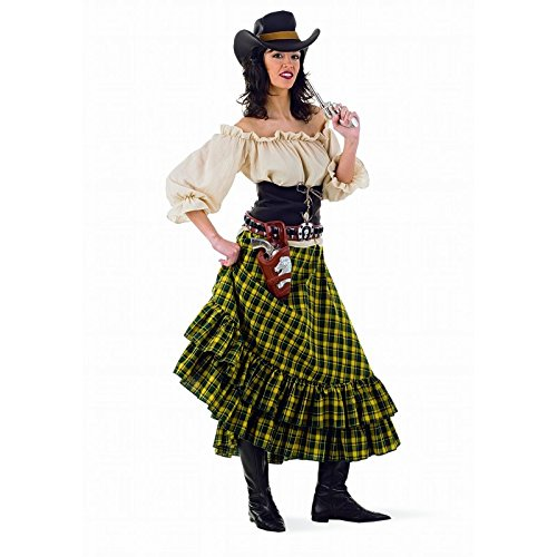 Limit Wild West Girl Kostüm (2 x große)
