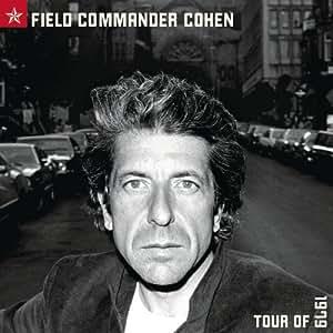 Field Commander Cohen-Tour of