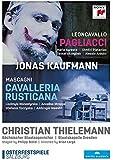 Jonas Kaufmann: Cavalleria Rusticana/Pagliacci [DVD] [2016]