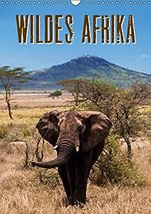 Wildes Afrika (Wandkalender 2019 DIN A3 hoch): Eine bezaubernde Reise durch Afrika. Vom Lake Manyara über die Serengeti bis nach Sansibar (Monatskalender, 14 Seiten ) (CALVENDO Tiere)