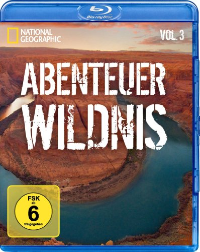 Vol. 3 - National Geographic [Blu-ray]