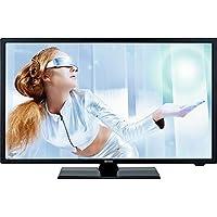 "Televisión Digital 24"" FULL HD DVB-T2 con Adaptador 12V incluido, MPEG-4, USB-PVR, Grabación Time Shift"