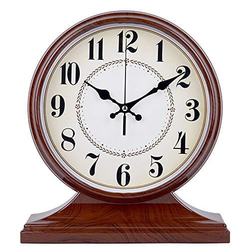 LJF-Desk clock Manto/Reloj De Escritorio, Sala De Estar, Escritorio Creativo, DecoracióN, Reloj...