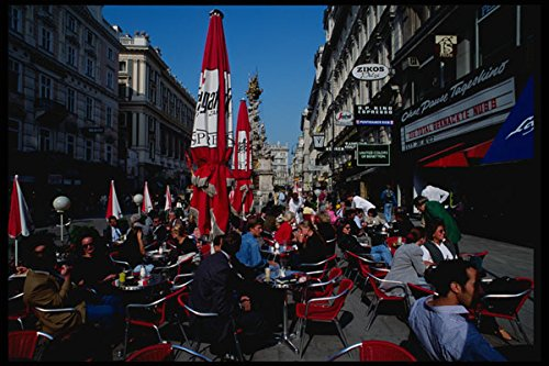 222006-outdoor-cafe-graben-strasse-old-vienna-a4-photo-poster-print-10x8