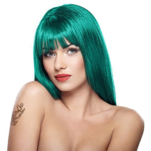Stargazer Semi-Permanent Conditioning Hair Colour Tropical Green 70ml