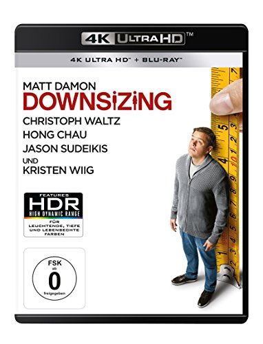Downsizing (4K Ultra HD) (+ Blu-ray)