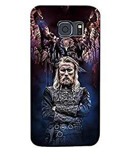 FIXED PRICE Printed Back Cover For Samsung S6 Edge