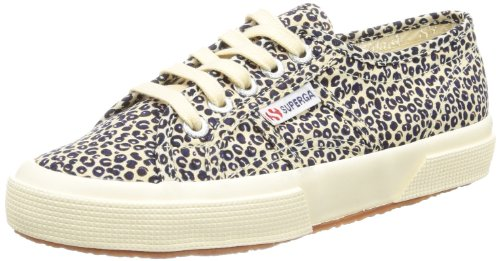 Superga 2750 Spotted Fabricw, Sneakers Basses Adulte Mixte Multicolore (Spotted)